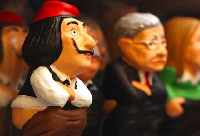 Каталония, подарки, праздники, Рождество, статуэтки, сувениры, традиции, традиции народные, традиции праздничные, традиции рождественские, фигурки,