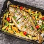 Запеченная рыба — рецепты и советы
