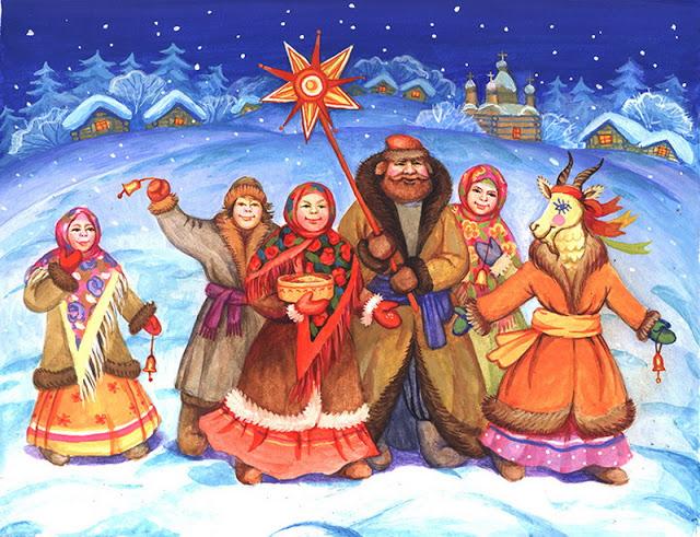 Колядки на Рождество и Святки, колядки, Святки, Рождество, праздники, праздники народные, пожелания, добро, вера, счастье, благополучие, поздравления, традиции народные, колядование, обряды, песни обрядовые, песни славянские, песни ритуальные, традиции деревенские, развлечения, праздники зимние, песни праздничные, шутки, http://parafraz.space/,