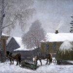 Народный календарь, приметы и суеверия на декабрь