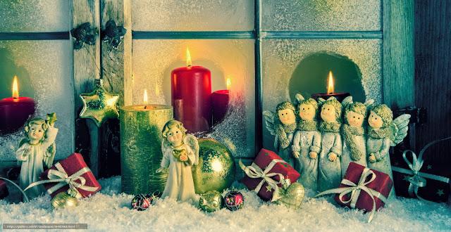 Поздравления, колядки и стихи на Рождество