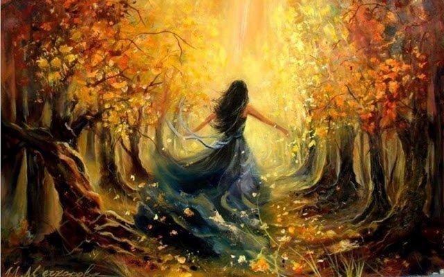 Шёпот осени — цитаты, фразы, афоризмы о золотом времени года