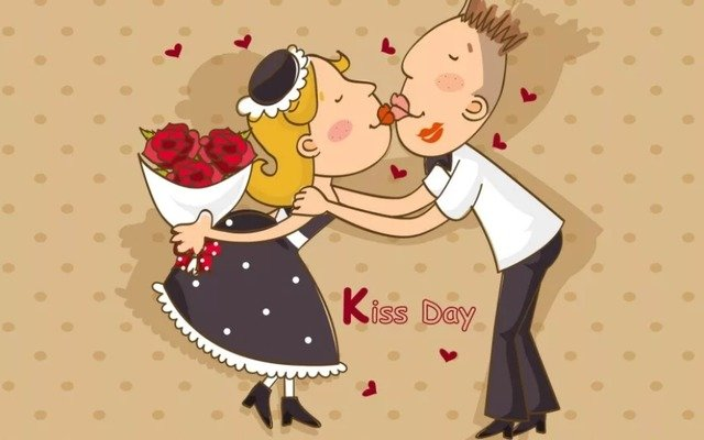 Поцелуи, поцелуйчики... - интересности, прикольности, юмор