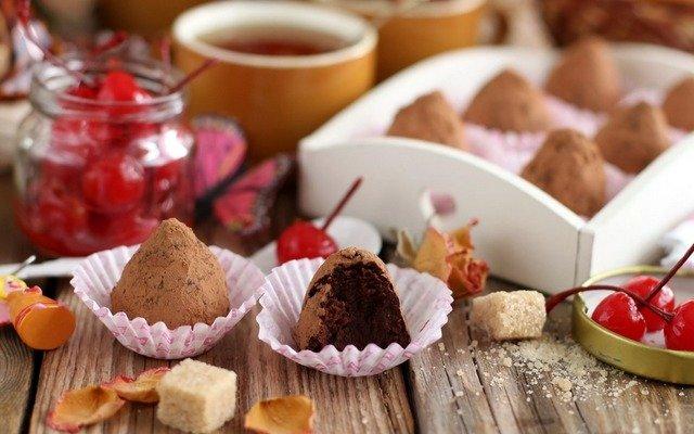 Конфетные фантазии: рецепты и идеи разнообразных домашних конфет