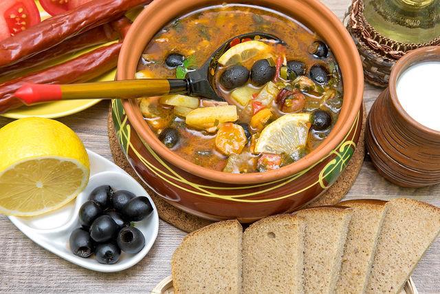 Отменные солянки - вкусно и сытно! Рецепты и советы