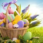Красим пасхальные яйца: советы и идеи