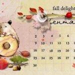 Календарь в стихах  для детей и взрослых