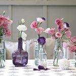 Оформление дома цветами. Весеннее настроение