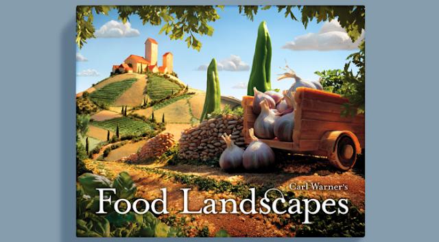 Карл Уорнер (Carl Warner): Пейзажи из еды и не только, Карл Уорнер, Carl Warner, пейзажи из еды,фото, фотохудожники, фото еды, реклама, реклама еды, постановочные фото, пейзажи, фото пейзажей, пейзаэи из овощей, пейзажи из продуктов, интересные фото, необычные пейзажи, фотографы,