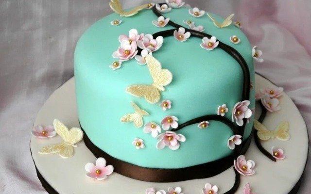 Как приготовить кондитерскую мастику и как ее использовать для украшения тортов