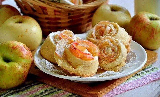 Яблочная прелесть! Рецепты выпечки с яблоками