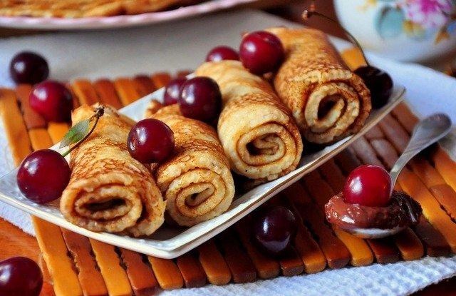 Оригинальные сладкие блинчики: рецепты, идеи, советы