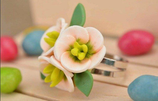 Как вылепить цветы? - мастер-классы и идеи