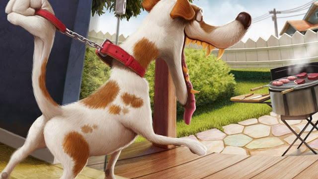 Три шпикачки для собачки! - большая коллекция веселых стихов про собак