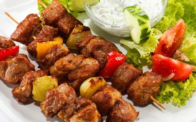 Готовим шашлыки из различных видов мяса и дичи - коллекция рецептов