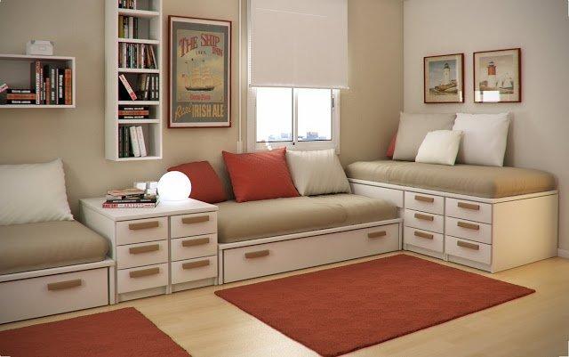 Компактные вещи для маленькой квартиры