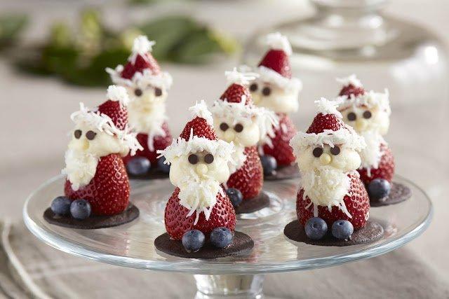 есерты, сладости и выпечка для новогоднего стола: рецепты, советы, идеи