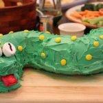 Торты «Змея» — рецепты, идеи оформления, фото