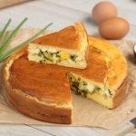 Заливные пироги и клафути - рецепты, советы, начинки