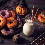 Кошмарное меню на Хэллоуин или Кухня ведьмы (выпечка)