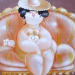 Богиня сливочной помадки. Забавные стихи про толстушек и диету (много!)