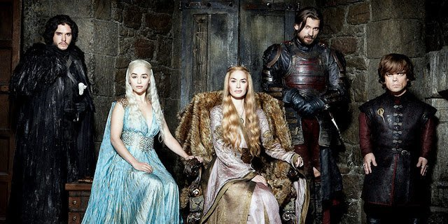 Сериал о средневековье 2018