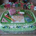 Школьные торты. Рецепты, МК и идеи оформления