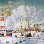 Народный календарь, приметы и суеверия на февраль