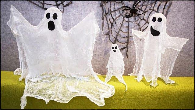 Декор привычных домашних вещей на Хэллоуин