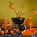 Сервировка стола на Хэллоуин: оригинально и весело!