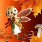 Золотая волшебница Осень (сценарий для детского праздника)