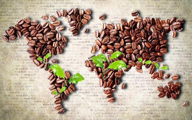 кофе, про кофе, рецепты кулинарные, рецепты кофе, интересное о кофе, еда, напитки, кулинария, мир кофе, коллекция рецептов, рецепты разных стран,
