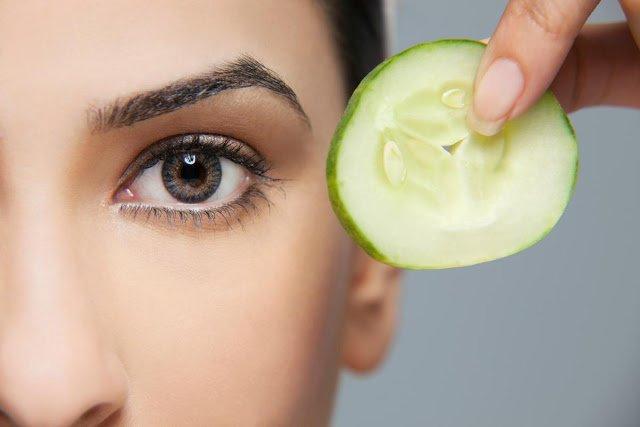 Рецепты домашней косметики для век и кожи вокруг глаз (маски, кремы и другое)