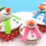 """""""Снеговики"""" - рецепты и оформление десертов, салатов, закусок и других новогодних блюд"""
