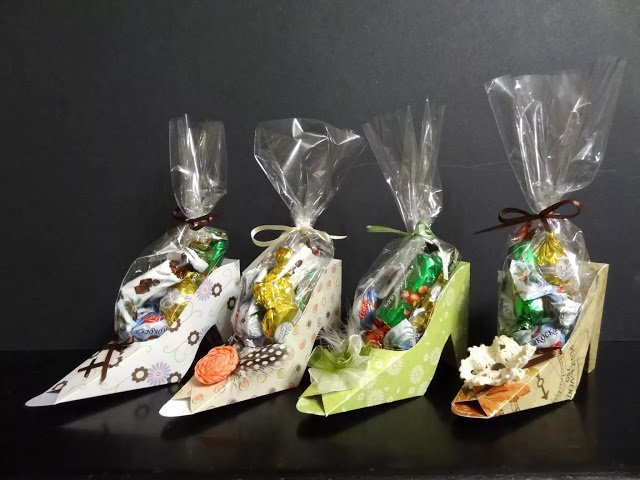 «Башмачок» — упаковка для мелких конфет, Воздушный шар-тыква со сладостями, «Глаз» — упаковка конфет на Хэллоуин, Зайчата из чупа-чупсов, «Зонтик» — оригинальная упаковка конфет, Конфетная композиция в стакане, Конфетные карандаши (МК), Конфетные малыши для любого праздника, Конфетный висельник на Хэллоуин (МК), Конфеты в вафельном рожке: упаковка-десерт, Конфеты с пожеланиями — идея для любого праздника, Коричнево-золотистая композиция в стакане, «Летучая мышь» — упаковка шоколадного батончика (МК), Перчатка со сладостями на Хэллоуин, Привидение из «Чупа-чупса» и салфетки, Санта-Клаус — игрушка-упаковка для конфет, Снеговик с сюрпризом из конфет (МК), Совы в конфетных шапочках, «Тыква» — упаковка конфет в бумагу на Хэллоуин, Тыквочки из «Чупа-чупсов» — упаковка конфет на Хэллоуин (МК), Упаковка-цветок для конфет (МК), Хэллоуинская упаковка для батончиков, Цветок — оригинальная упаковка маленьких подарков, «Чупа-чупс» в виде паука на Хэллоуин (МК), Чупа-чупсные зайчики на Пасху (МК), «Шоколадный колпак Санты» — рождественская упаковка конфет, Дарим конфеты! Советы, рекомендации, оригинальная упаковка своими руками,