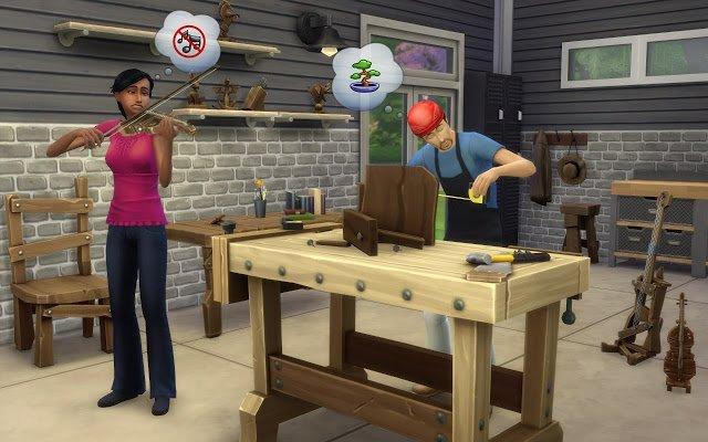 The Sims 4»: какие навыки могут развивать ваши симы? Обзор и советы