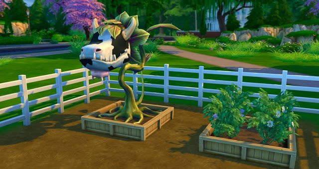 Садоводство в игре «The Sims 4»: тонкости, рекомендации, секреты, обзор