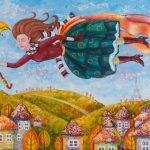 Осенние песни — коллекция для детей