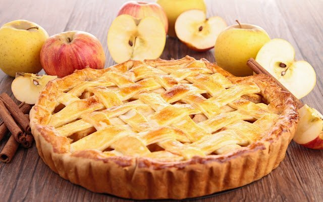 Как приготовить яблочный пирог и другие яблочные вкусности — рецепты и идеи