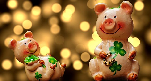 Игры, конкурсы и развлечения для вечеринки на Год Свиньи