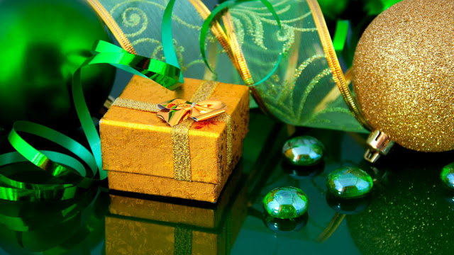 Разделители для текста: Новый год и Рождество