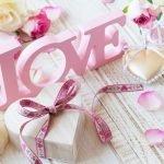 Разделители для текста на День святого Валентина