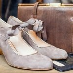 """Туфли """"Мэри Джейн"""" - обувь для настоящей крошки"""