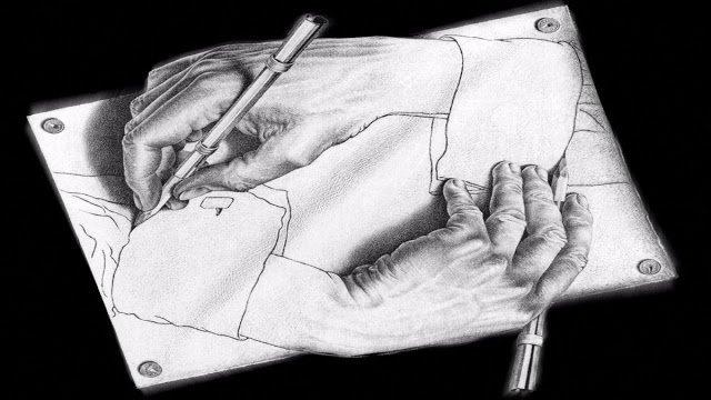 Рисунки подсознания и легкая арт-терапия