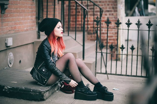 Стиль  Гранж (grunge) — протест против моды ставший модой