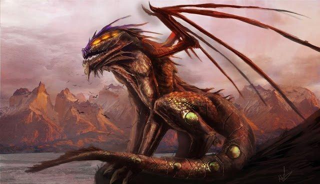 Приручи своих Драконов — 6/1: Дракон мученичества