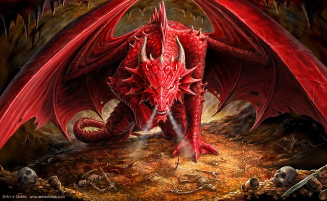 Приручи своих Драконов — 7: Дракон жадности