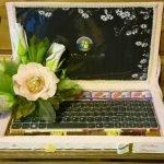 Как сделать ноутбук из конфет своими руками - МК и идеи