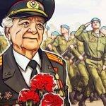 Ветеранам Великой Отечественной - коллекция стихов