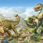 Мир динозавров - стихи для детей